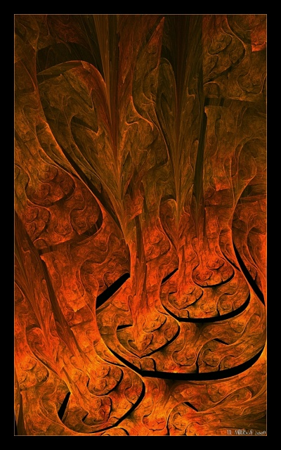 see 'Born molten' at deviantART