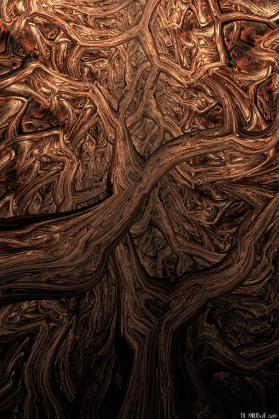 see larger version of 'Branchy' at UltraGnosis