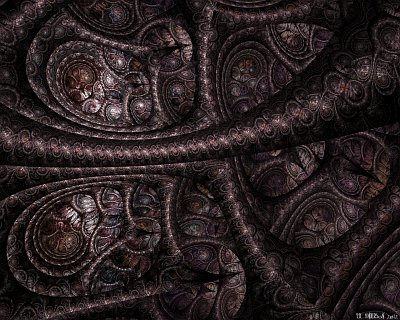 see larger version of 'Cochlea' at UltraGnosis