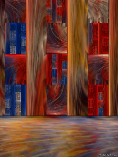 see 'Exhibition space' at deviantART