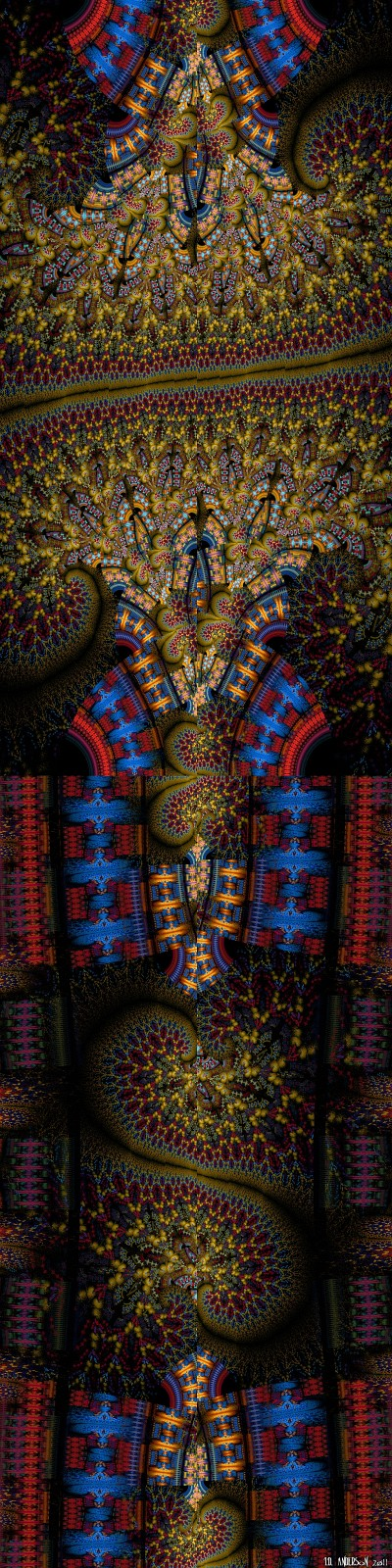 see 'Long fractal is long' at deviantART