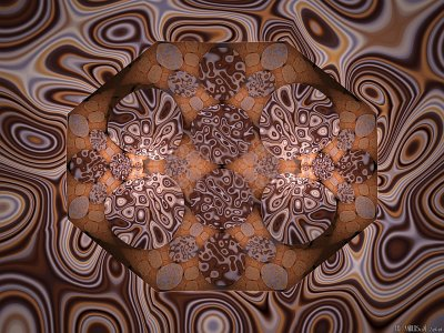 see 'Perlin chocolate melt' at deviantART