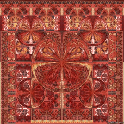 see 'Persian rug' at deviantART