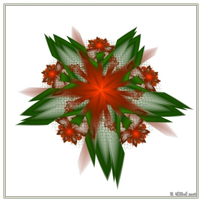 see 'Synth poinsettia' at deviantART