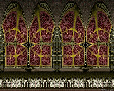 see larger version of 'The south transept' at UltraGnosis